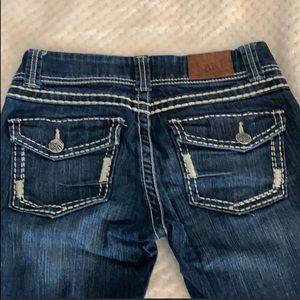 BKE Addison Boot Cut  Size 28 Short
